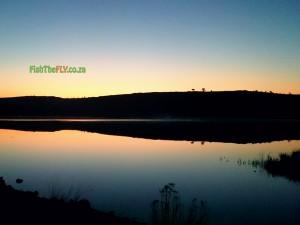 Fly Fishing Sunrise