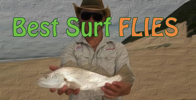 Best Surf Flies