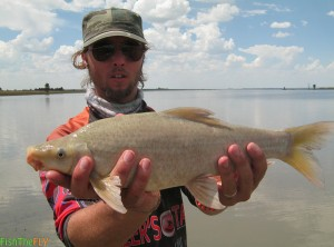Fly Fishing For Mudfish