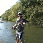 Fly Fishing For Orange River Mudfish
