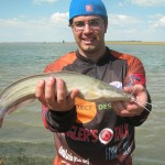 Fly Fishing For Sharptooth Catfish