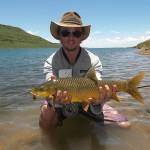 Sterkfontein Gold Vaal Orange Smallmouth Yellowfish