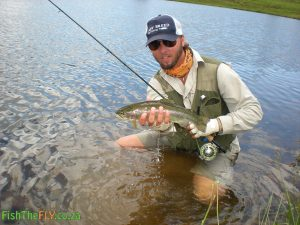 Rainbow Trout From Dullstroom